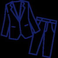 Suits 2 Pcs
